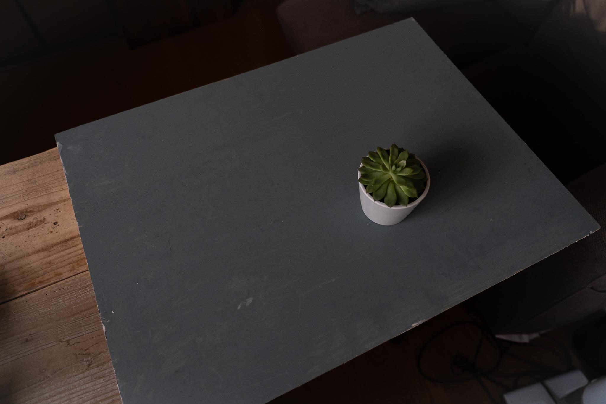 【天板DIY】カインズで「物撮り」専用の天板を買って、DIYしてみた