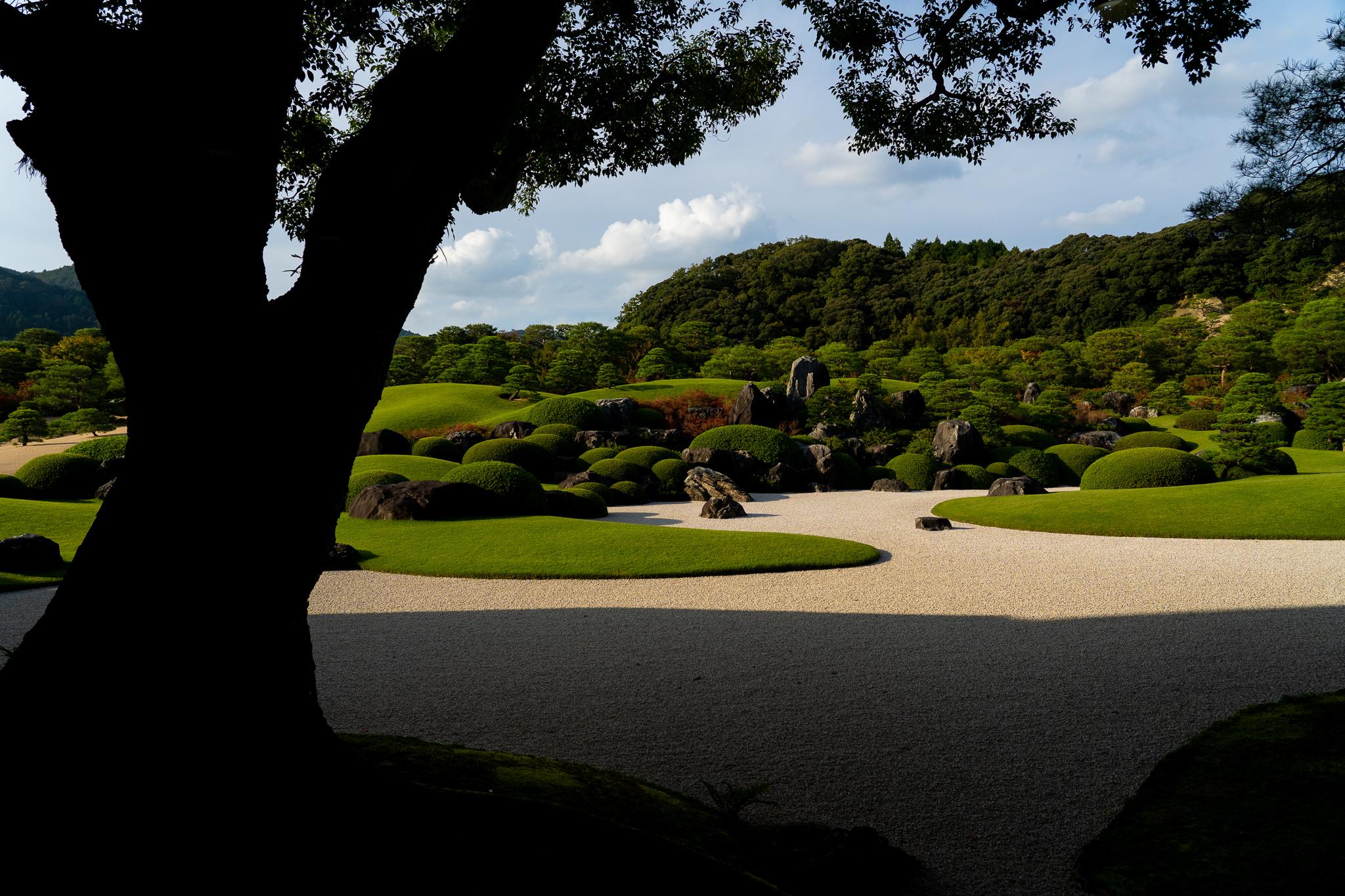【世界が認めた】足立美術館の庭園で、心身が浄化された話@島根県