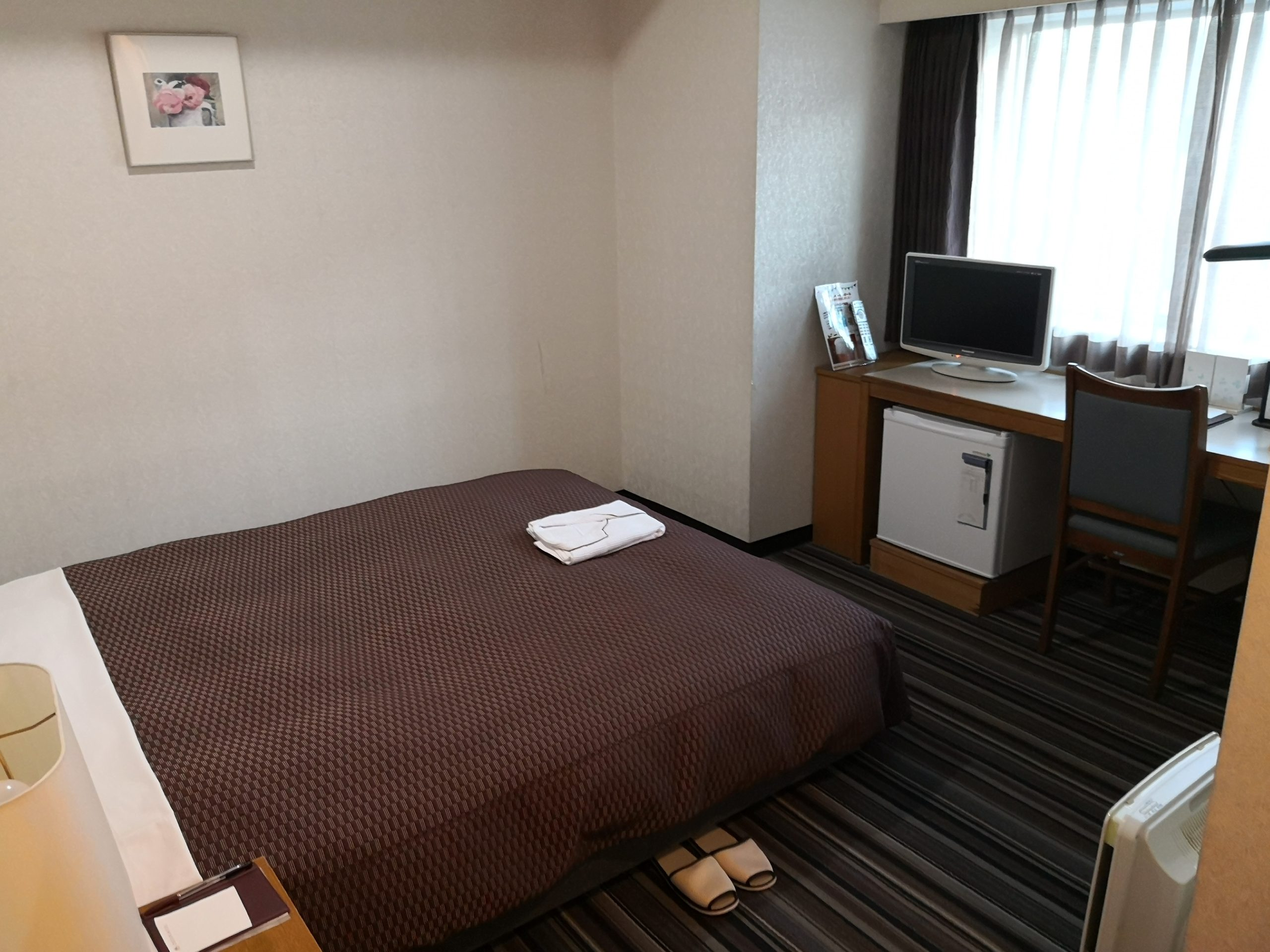 【まるでダンジョン】パルコ中の不思議空間。名古屋クレストンホテルに泊まってみた