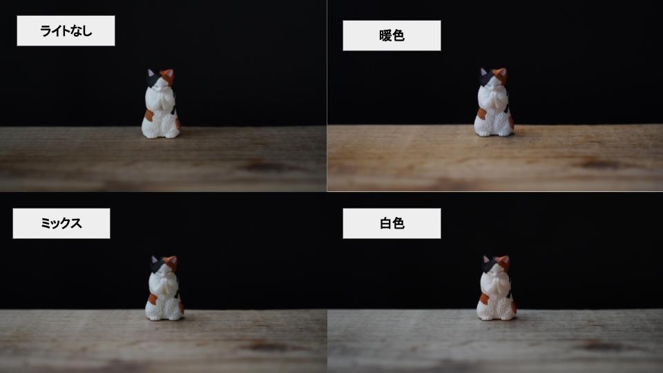 【模型撮りに】明るさが3段階変えれるリングライトが、物撮りにちょうどいい(PULUZ LEDリングライトセット)