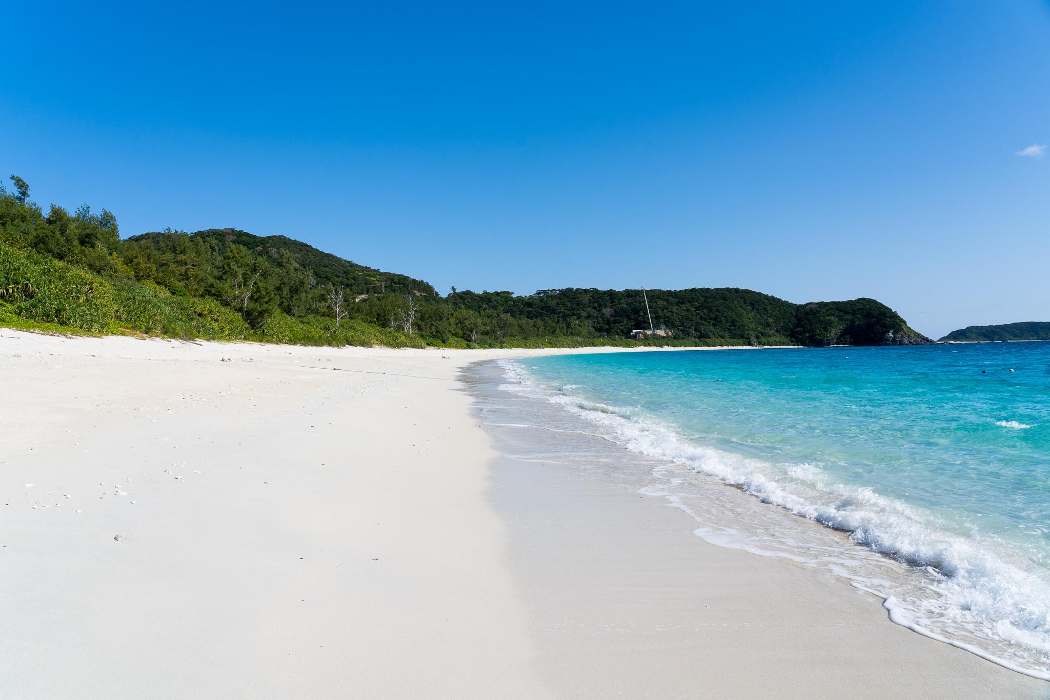 【沖縄旅行②】ついに沖縄「座間味島」上陸 ~島の人の温かさに触れて~